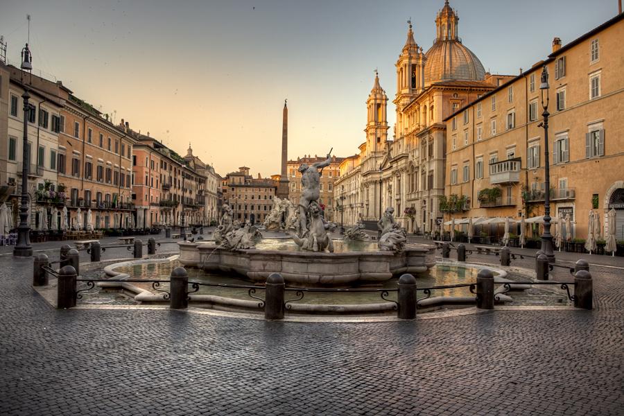 roma-vuota-pandemia